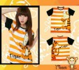 MOM86-30, TIGER TEE STRIPPE