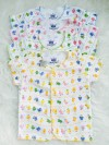 BABY72-14,SINGING BIRD LENGAN PENDEK  SIZE 0-3M