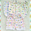 BABY75-15,SINGING BIRD SHORT PANTS SIZE 0-3M