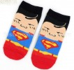 SOC89-10,SUPERMAN SOCK KIDS