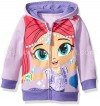 KT291-65,PURPLE CUTE GIRL JACKET SIZE 90-120 (3-6TH)