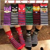 SOC126-013,SUPERHERO SERIES SOCK all size (4-9th)